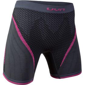 UYN Running Alpha OW Pants Shorts Dame rain/anthracite
